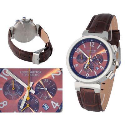 Часы Louis VuittonCrystal Chrono №MX0603