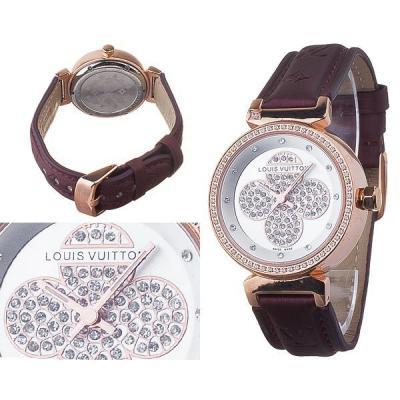 Часы Louis Vuitton Tambour LV Flower №MX1239