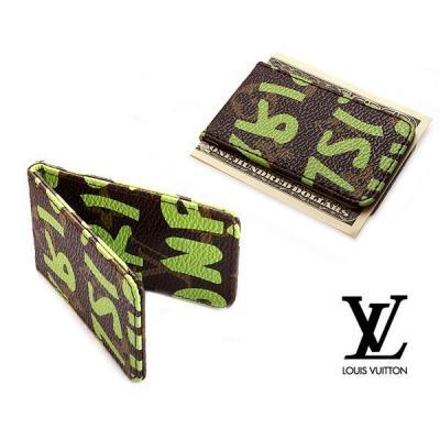 Зажим для денег Louis Vuitton модель №Z0001