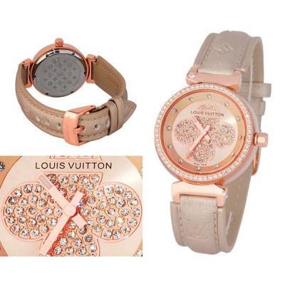 Часы Louis Vuitton Tambour LV Flower №MX0661