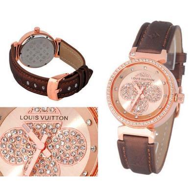 Часы Louis Vuitton Tambour LV Flower №MX0660