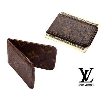 Зажим для денег Louis Vuitton модель №Z0015