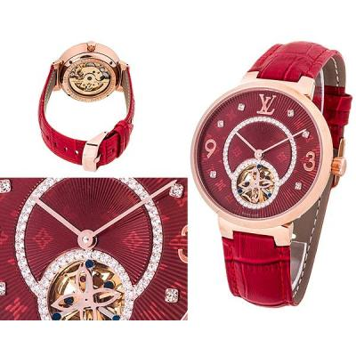 Часы  Louis Vuitton Tambour Monogram №MX3233
