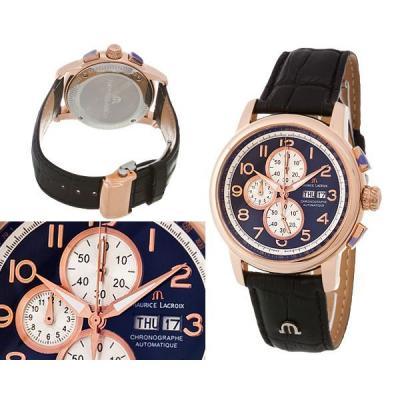 Часы  Maurice Lacroix Pontos Сhronograph №MX1503