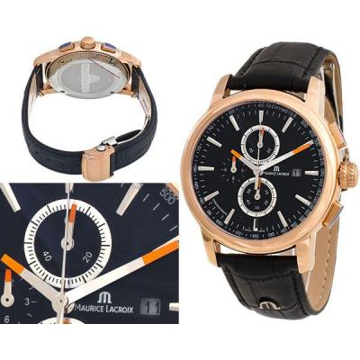 Годинник Maurice Lacroix Pontos Chronograph №MX1700
