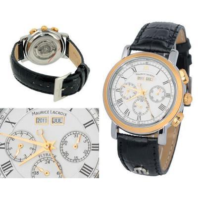 Часы  Maurice Lacroix Masterpiece Chronograph №MX0421