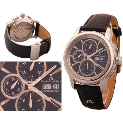 Часы  Maurice Lacroix Pontos Chronographe №MX0356