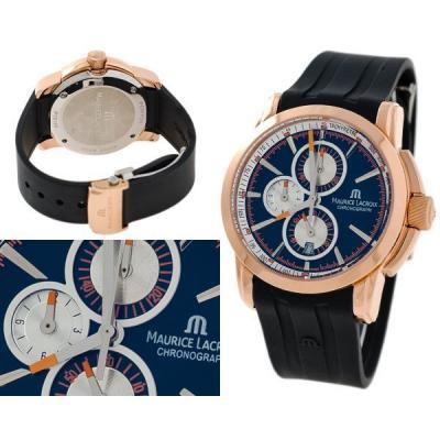 Часы  Maurice Lacroix Pontos Chronograph №MX0973