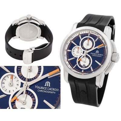 Часы  Maurice Lacroix Pontos Chronograph №MX1063