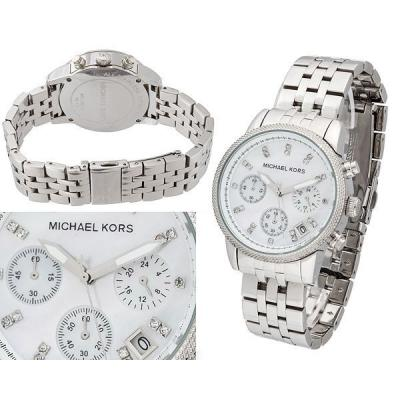 Часы Michael Kors Mid-Size Silver - Оригинал  №MX2837