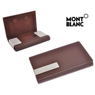 Визитница Montblanc модель №C007