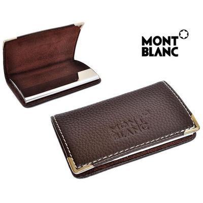 Визитница Montblanc модель №C018