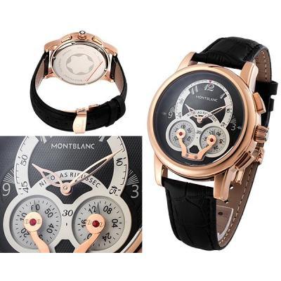 Часы  Montblanc Nicolas Rieussec №N2528