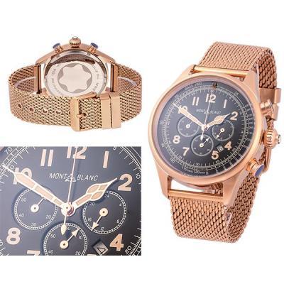 Часы  Montblanc Villeret 1858 №N2599