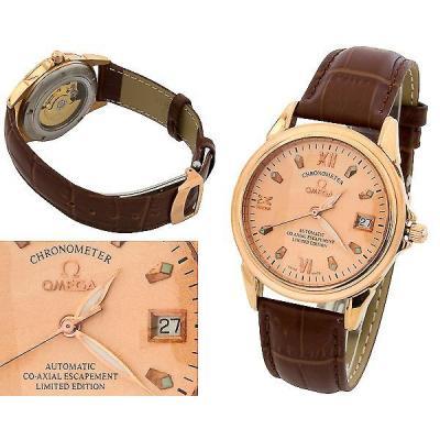 Часы  Omega De Ville Co-Axial Escapement Limited Edition №M1815