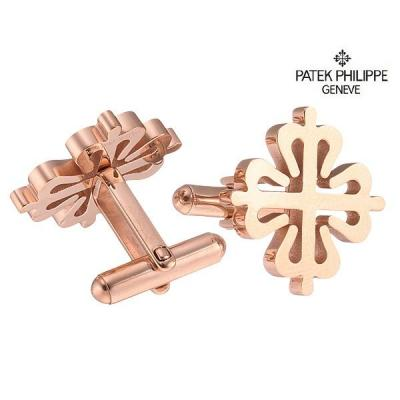 Запонки Patek Philippe модель №495