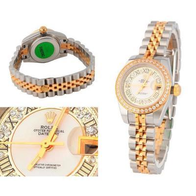 Часы  RolexDate-just №M4532