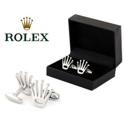 Запонки Rolex модель №396