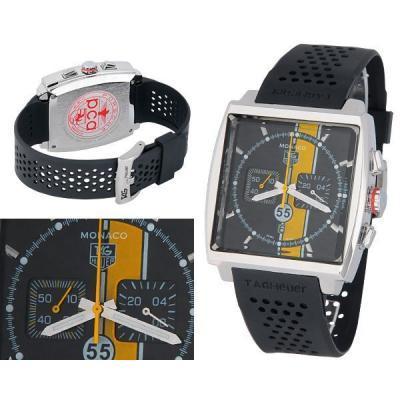 Часы  Tag Heuer MONACO 55 №N0609
