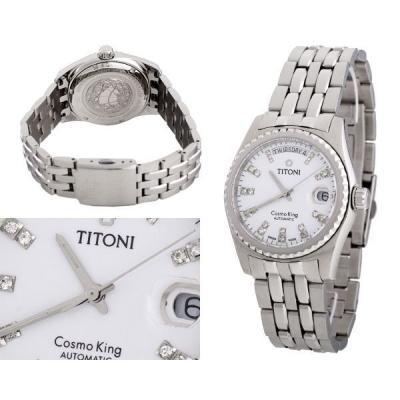Часы  TITONI Cosmo King №N1377