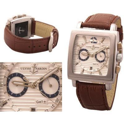 Часы  Ulysse NardinQuadrato №MX0367