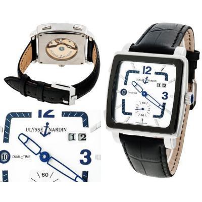 Часы  Ulysse Nardin Dual Time №MX2353