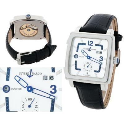 Часы  Ulysse Nardin Dual Time №MX2556