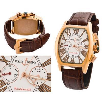 Часы  Ulysse NardinMichelangelo №MX1277