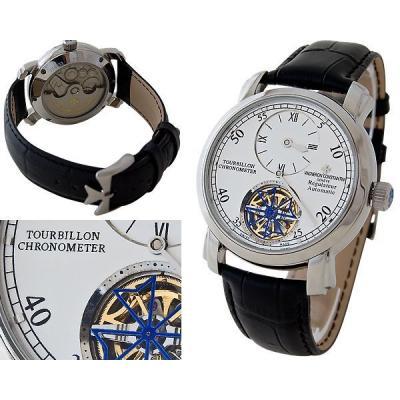 Часы  Vacheron Constantin Malte Tourbillon Tonneau №S441-1