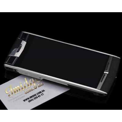 Телефон Vertu Signature Touch Jet Leather