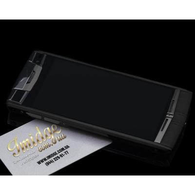 Телефон Vertu Signature Touch Pure Jet