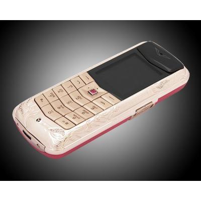 Телефон Vertu Constellation Vivre Pink