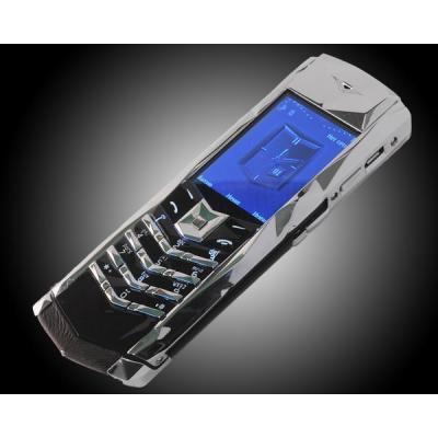 Телефон Vertu Boucheron Silver I модель №VS0001
