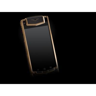Телефон Vertu Red Gold