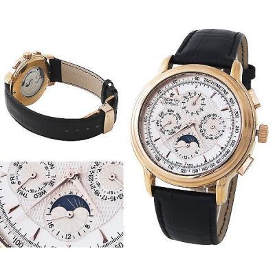 Часы  Zenith El Primero Chronograph №M3668-1