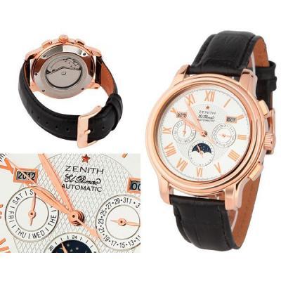 Часы  Zenith El Primero №MX0801