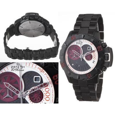 Часы  Zenith El Primero Titanium №MX1242