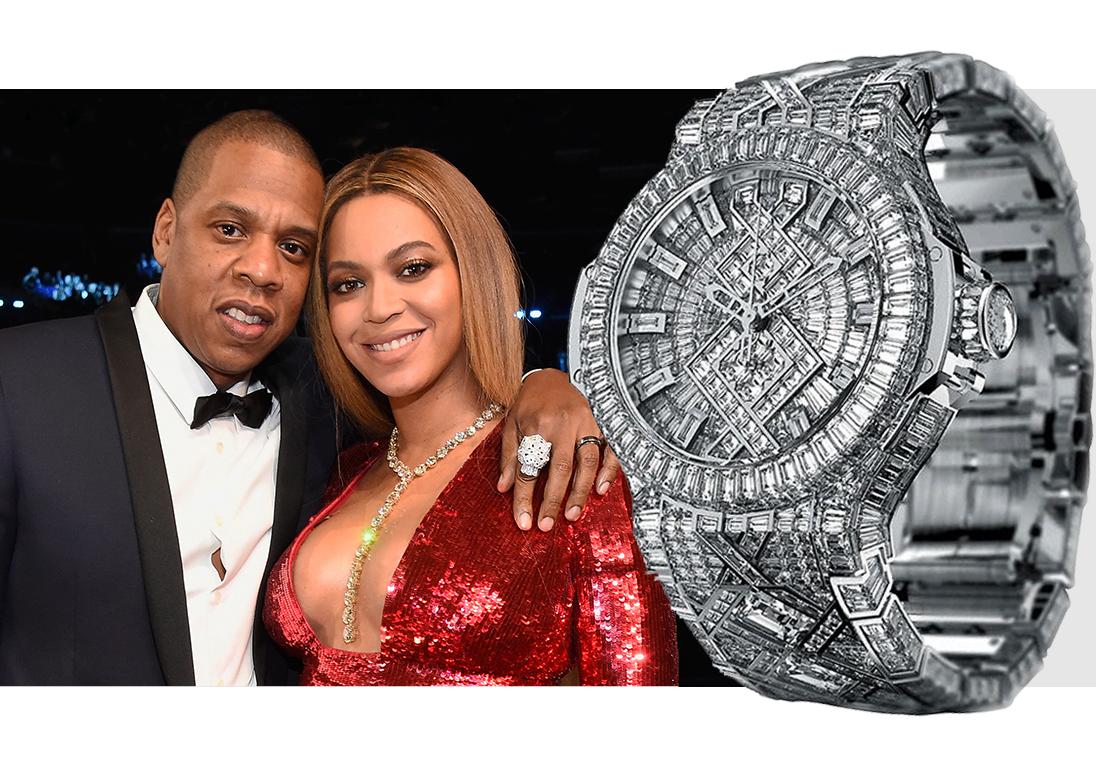 Діамантовий годинник Hublot Big Bang вартістю близько $ 5 мільйонів