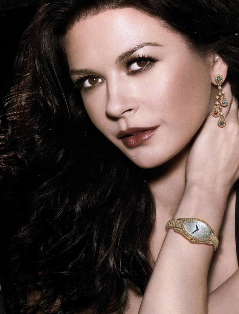 Кетрін Зета-Джонс в годиннику Di Modolo