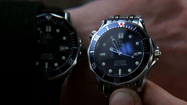 Наручний годинник Omega Seamaster в подарунок «агенту 006» в особі Шона Біна