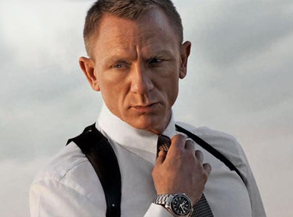 Деніел Крейг в ролі агента 007