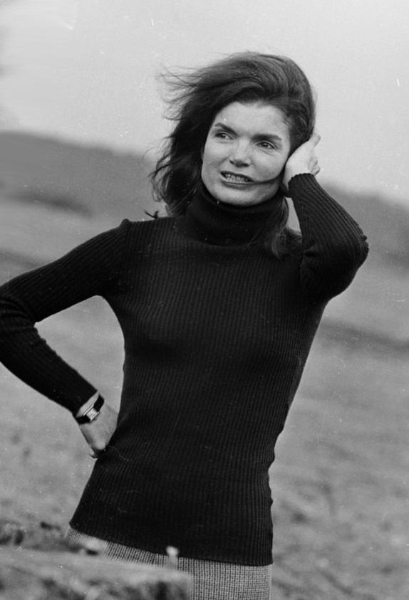 Законодавиця моди і героїня світської хроніки Жаклін Кеннеді