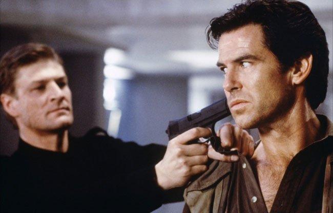 Золоте око, 1995: Шон Бін і Пірс Броснан