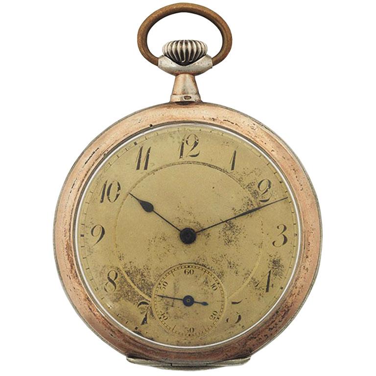 Кишеньковий годинник Альберта Ейнштейна Longines