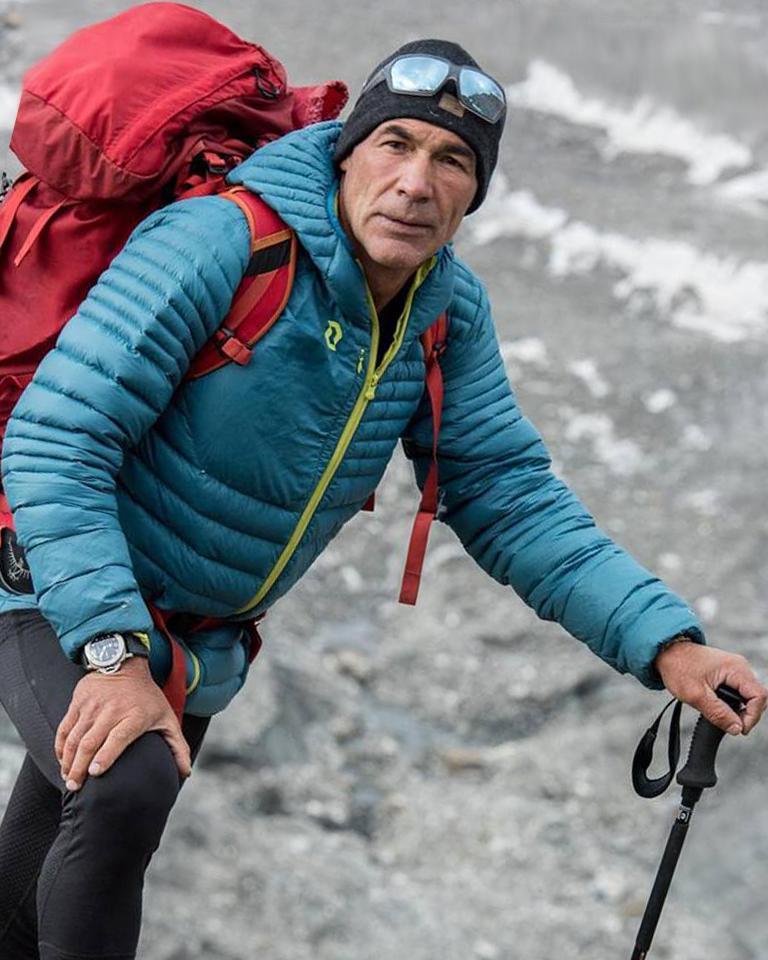 Майк Хорн - дослідник світу природи