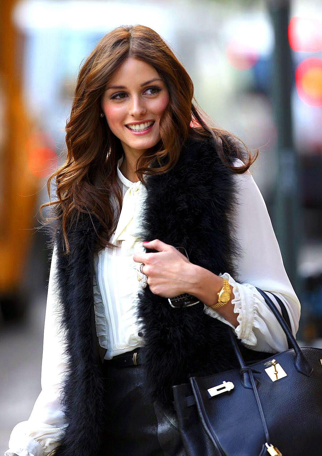 Годинник Олівії Палермо Rolex Lady Datejust
