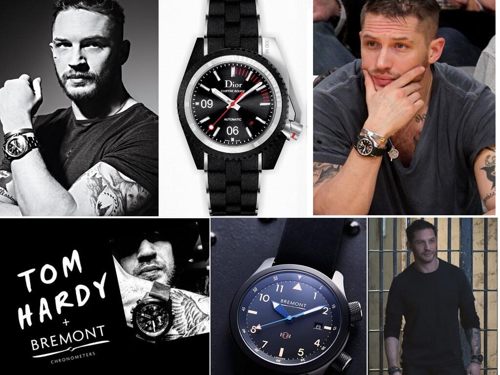 Діор і Бремонт з годинникової колекції Тома Харді