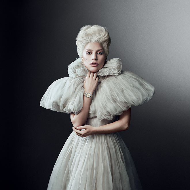 Наручний годинник Леді Гаги Tudor Glamour