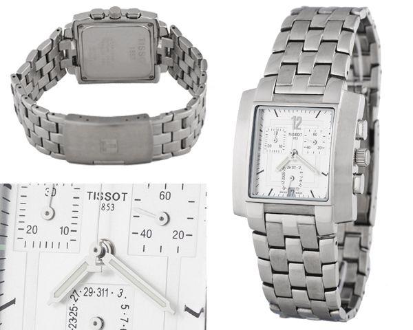 Часы Tissot на стальном браслете