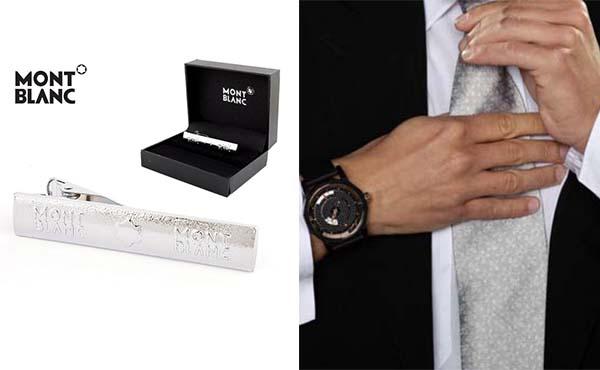 Зажим для галстука Montblanc